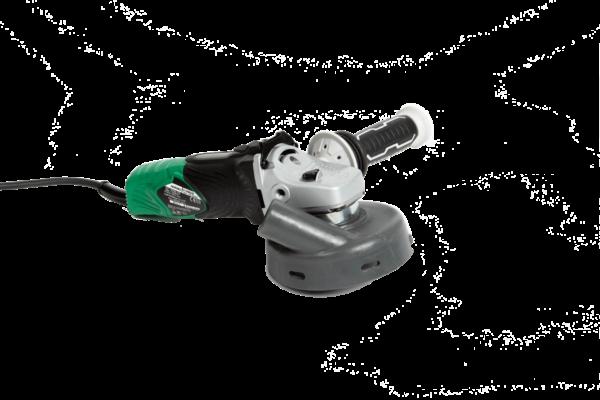 Hand betonschuurmachine Hikoki slijper BGV-125AV met stofkap